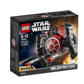 LEGO® STAR WARS™ 75194 Mikrostíhačka Prvního řádu TIE Fighter™