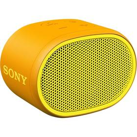 Sony SRS-XB01 (SRSXB01Y.CE7) žlutý
