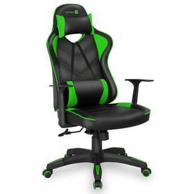 Connect IT LeMans Pro (CGC-0700-GR) černá/zelená