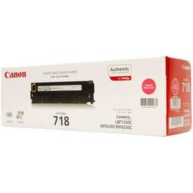 Canon CRG-718M, 2900 stran (2660B002) červený
