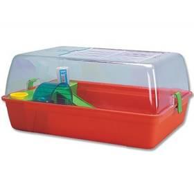 Savic RODY Hamster červený + Doprava zdarma