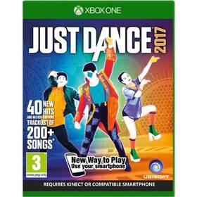 Ubisoft Xbox One Just Dance 2017 Unlimited (3307215967867) + Doprava zdarma