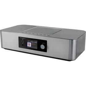 Soundmaster HighLine ICD2020 strieborný