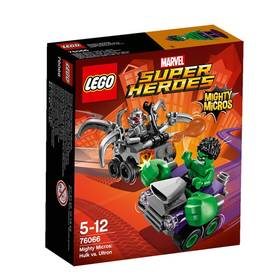 Lego® Super Heroes Mighty Micros 76066 Hulk vs. Ultron