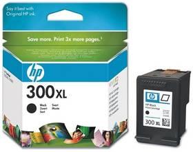 HP No. 300XL, 12 ml, 600 stran - originální (CC641EE) čierna