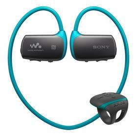 Sony NWZ-WS613L modrý + Doprava zdarma