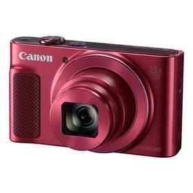Canon PowerShot SX620 HS (1073C002) červený + Doprava zdarma