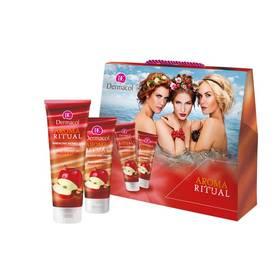 Dárkový balíček Dermacol Aroma Ritual jablko se skořicí II (sprchový gel 250 ml + krém na ruce 100 ml)