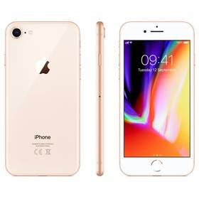 Apple iPhone 8 64 GB - Gold (MQ6J2CN/A) + Doprava zdarma