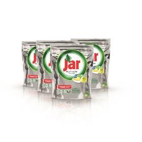 Tablety do myčky Jar Platinum Lemon 4 balení po 45 kapslích