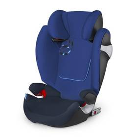Cybex Solution M-fix 2016, 15-36kg, Royal Blue + Doprava zdarma
