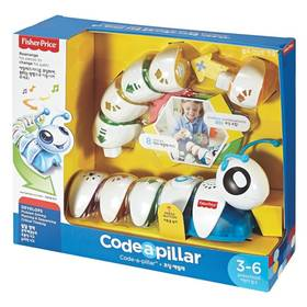 Housenka code-a-pillar Fisher Price