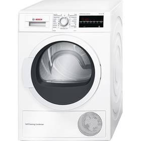 Bosch WTW87463BY bílá Bosch - Košík 6 ks ručníků 30/50 Magic + Doprava zdarma