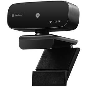 Sandberg Webcam Autofocus 1080p (134-14) čierna