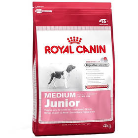 Royal Canin Canin Medium Junior 15 kg + Doprava zdarma