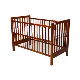 For Baby Věra pevné boky kaštan Matrace do postýlky For Baby 120x60 cm - bílá (zdarma)