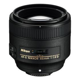 Nikon 85mm F1.8G AF-S Nikkor + Doprava zdarma