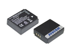 Avacom Panasonic CGA-S007/DMW-BCD10 Li-ion 3,7V 1000mAh (DIPA-S007-133)