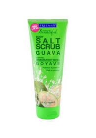 Tělový peeling se solí a guavou (Body Salt Scrub Guava) 150 g