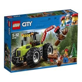 LEGO® CITY® 60181 Traktor do lesa