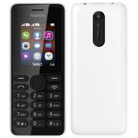 Nokia 108 Dual Sim (A00015063) bílý