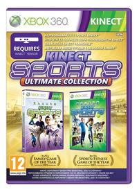 Microsoft Xbox 360 Kinect Sports Ultimate (4GS-00009)