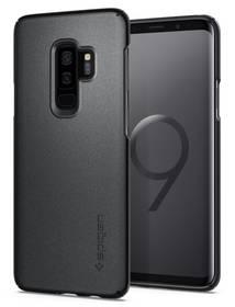 Spigen Thin Fit pro Samsung Galaxy S9+ (593CS22910) šedý (vrácené zboží 8800424817)