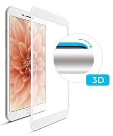 FIXED 3D Full-Cover pro Apple iPhone 7/8 (FIXG3D-100-033WH) bílé