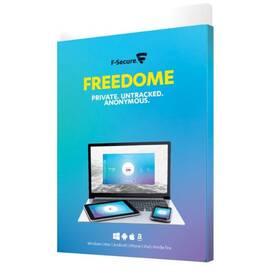 F-Secure FREEDOM, 3 zařízení / 1 rok (FCFDBR1N003G2) + Doprava zdarma