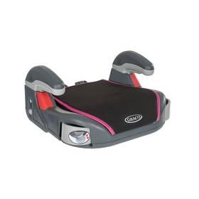 GRACO BOOSTER 2016, 15-36 kg Sport Pink černá barva/růžová barva