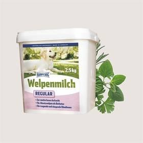 Instantní mléko HAPPY DOG Welpenmilch Regular 2,5 kg