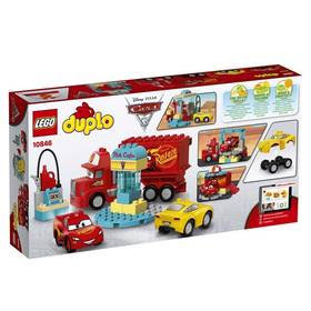 LEGO® DUPLO CARS TM 10846 Kavárna Flo + Doprava zdarma