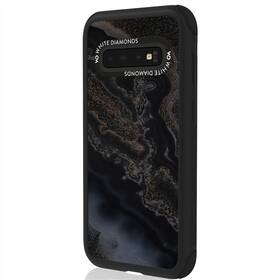 White Diamonds Tough Mineral Case na Samsung Galaxy S10 (WD2830TMN6) čierny