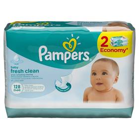 Pampers Baby Fresh clean 128ks