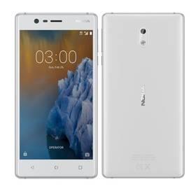 Nokia 3 Dual SIM (11NE1S01A14) bílý Software F-Secure SAFE 6 měsíců pro 3 zařízení (zdarma) + Doprava zdarma
