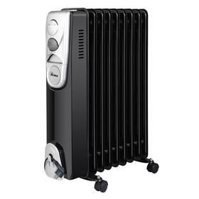 Olejový radiátor Ardes 4R09B černý