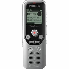 Philips DVT1250 černý/stříbrný