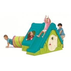 Keter Funtivity Playhouse modrý/zelený + Doprava zdarma
