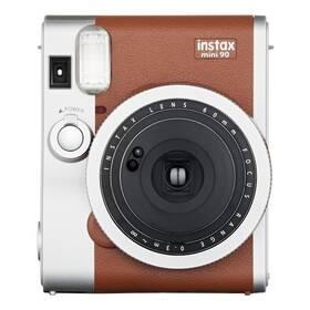 Fujifilm Instax mini 90 hnědý