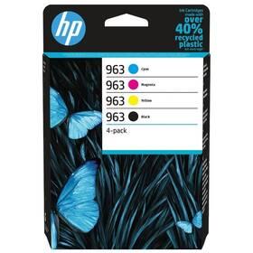 HP 963, 1000/3x700 stran, CMYK (6ZC70AE)