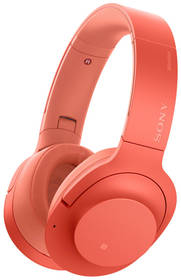 Sony WH-H900 h.ear on 2 Wireless NC - twilight red (WHH900NR.CE7) + Doprava zdarma