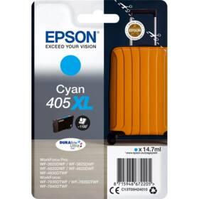 Epson 405 XL, 1100 stran (C13T05H24010) modrá