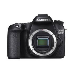 Canon EOS 70D (8469B029) černý + Doprava zdarma