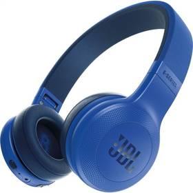 JBL E45BT (JBL E45BTBLU) modrá + Doprava zdarma