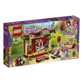 LEGO® FRIENDS® 41334 Andrea a její vystoupení v parku
