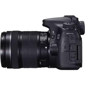 Canon EOS 70D + EF18-135 IS STM (8469B043) černý + Doprava zdarma