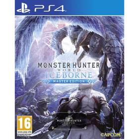 Hra Capcom PlayStation 4 Moster Hunter World: Iceborne Master Edition (5055060949405)