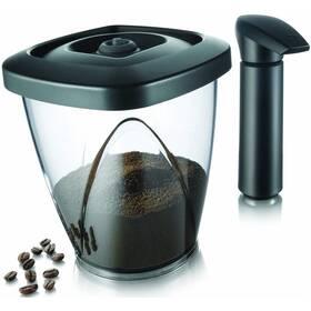 Tomorrow's Kitchen Vacuum Coffee Saver 500 gr. / 1,3 L/44 fl. oz (incl. Pump)TK černý