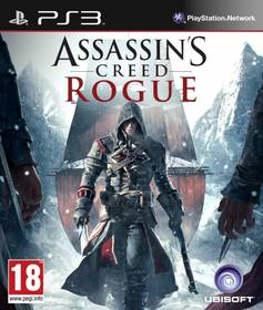 Ubisoft PlayStation 3 Assassins Creed Rogue (USP3008741)