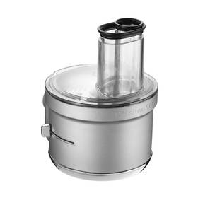 KitchenAid 5KSM2FPA food processor stříbrné + Doprava zdarma